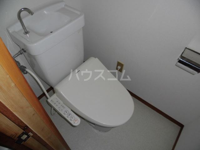 あさひハイツB 104号室のトイレ