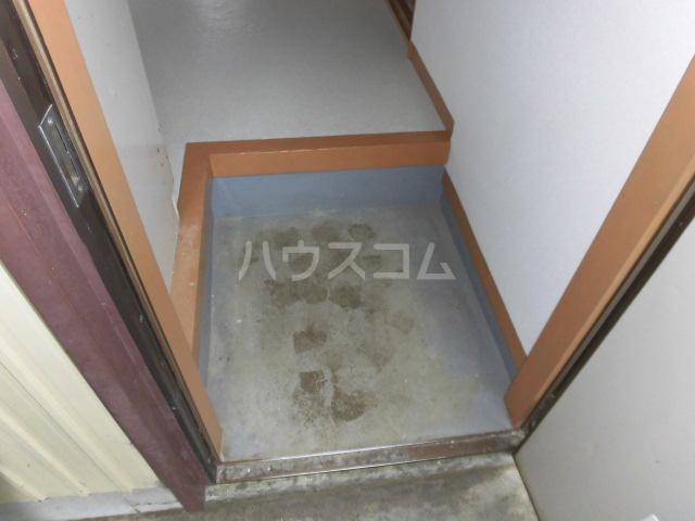 あさひハイツB 104号室の玄関