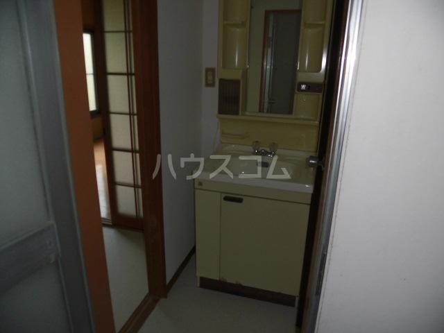 あさひハイツB 104号室の洗面所