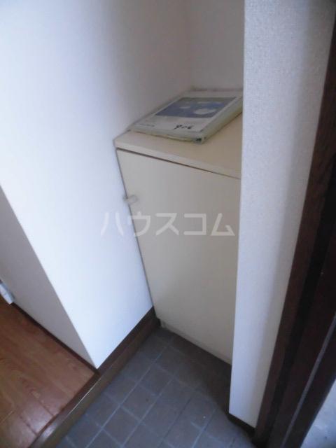 オズハウス1 136号室の収納