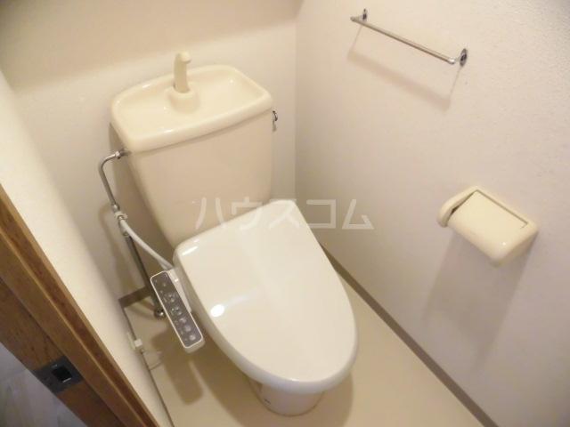 北斗 202号室のトイレ