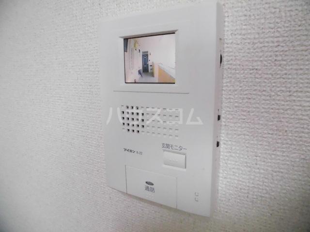 コスモスB 202号室のセキュリティ
