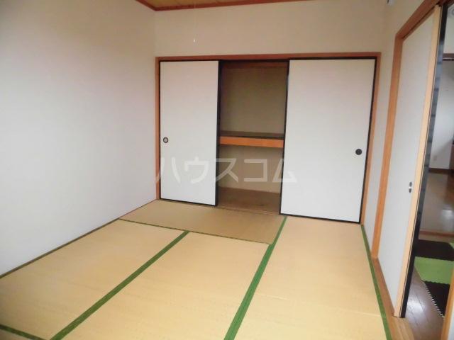 コスモスB 202号室の居室