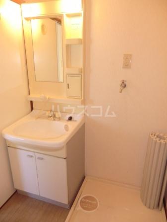 メゾン・ド・ファミーユ 106号室の洗面所