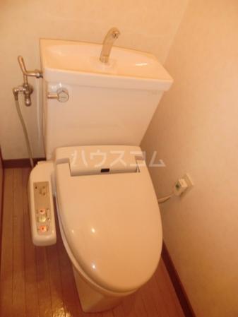 メゾン・ド・ファミーユ 106号室のトイレ