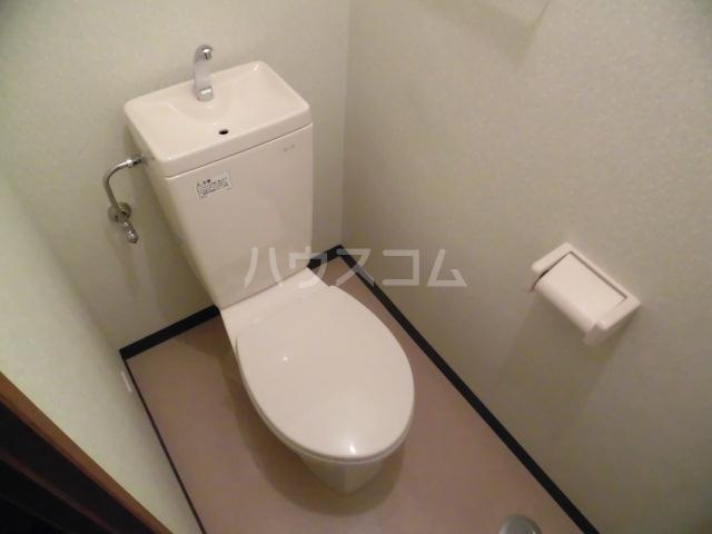 SunRise三番館 102号室のトイレ