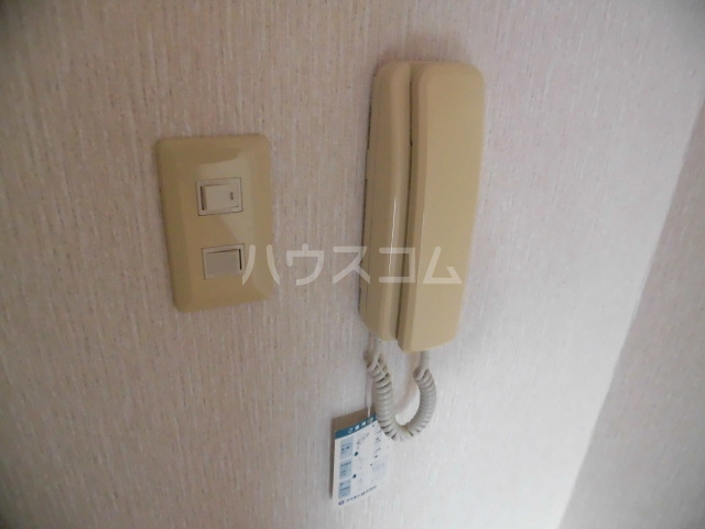 SunRise三番館 102号室のセキュリティ