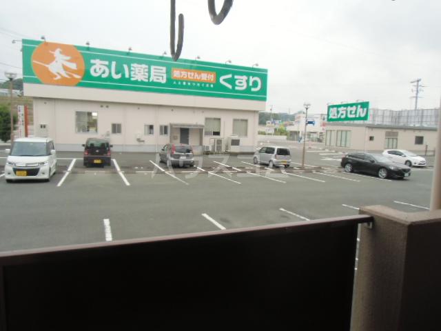 エコパルⅡ 202号室の駐車場