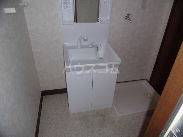 ラフィーネ掛川aⅠ 102号室の洗面所