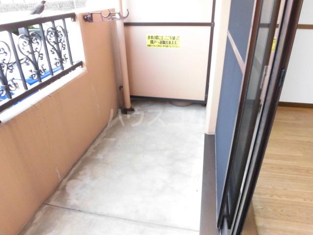 ラフィーネ掛川aⅠ 102号室のバルコニー