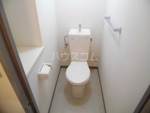アソシエ 202号室のトイレ