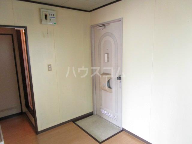 フォーブル掛川 203号室の玄関
