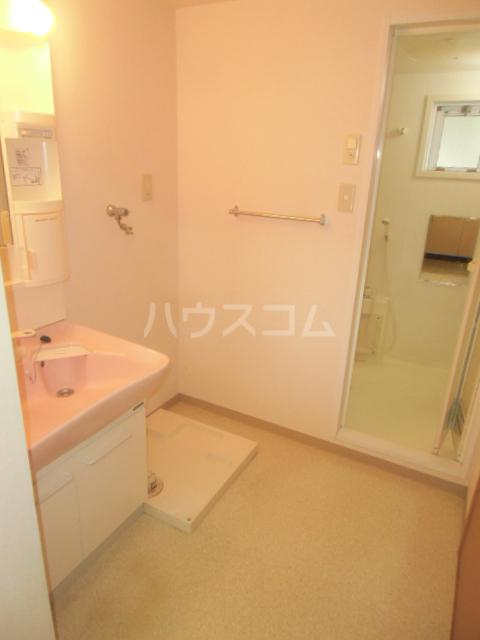 アイヴィ 102号室の洗面所