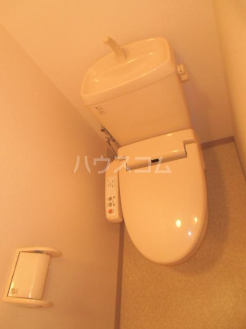 アイヴィ 102号室のトイレ