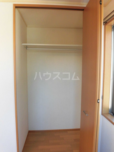 エトワール 201号室の収納