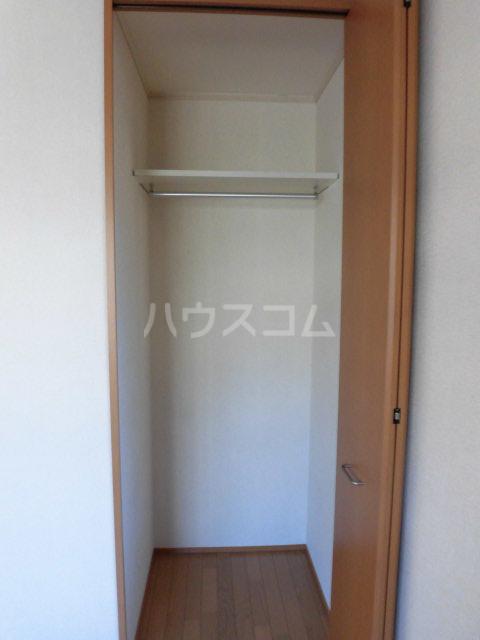 パティオベルデ 101号室の収納