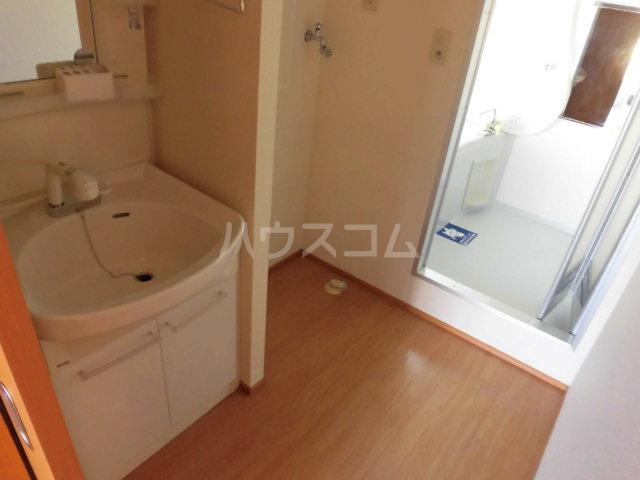 パティオベルデ 101号室の洗面所