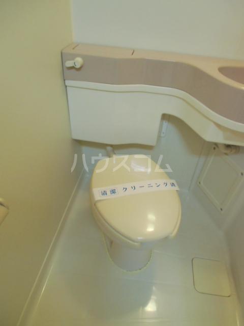 ハイツパピリオⅠ 103号室のトイレ