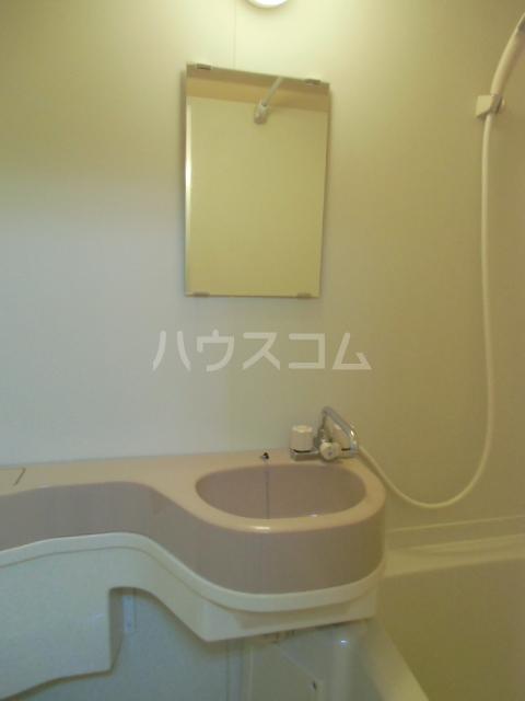 ハイツパピリオⅠ 103号室の洗面所