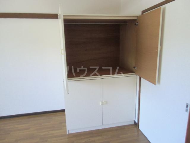 ハイツパピリオⅠ 103号室の収納