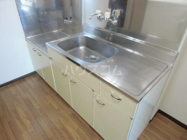 ハイツパピリオⅠ 103号室のキッチン