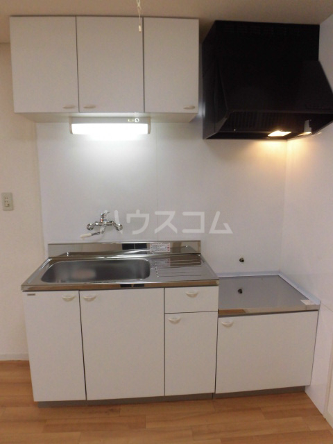 シャト―森平 105号室のキッチン