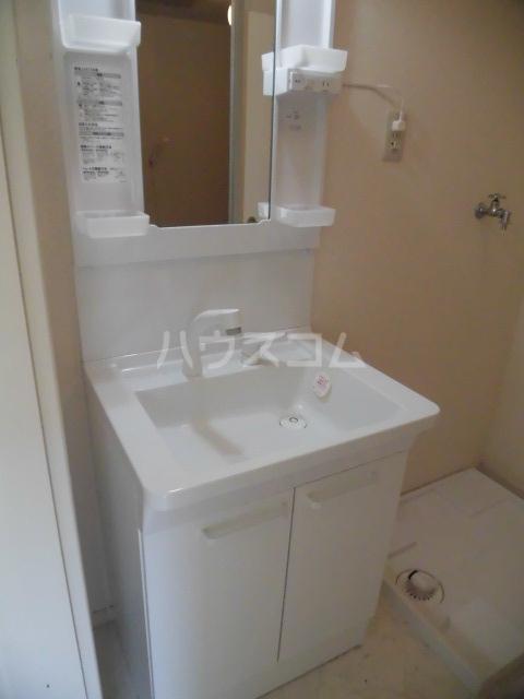 シャト―森平 105号室の洗面所