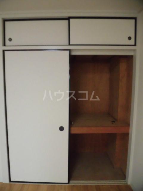 シャト―森平 105号室の収納