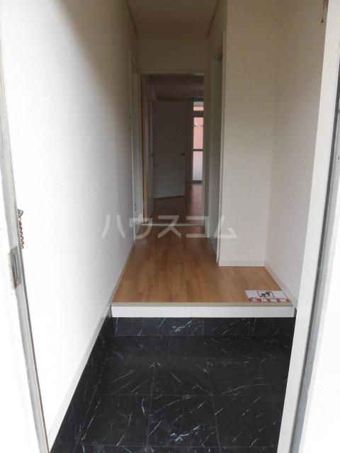 シャト―森平 105号室の玄関
