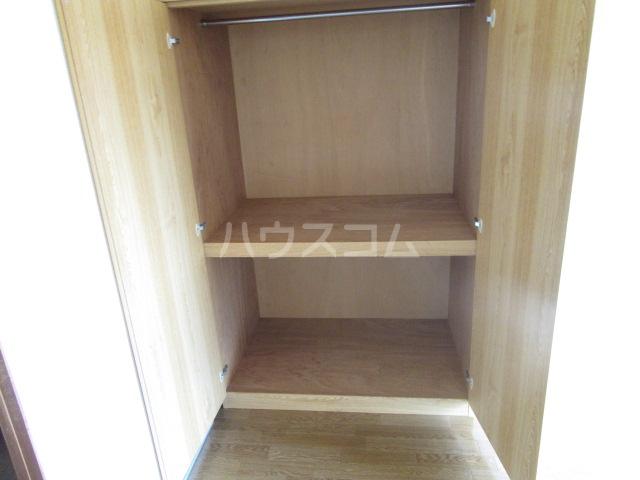 グリーンヒル 402号室の収納