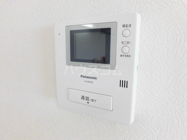レジデンスHARUMI 403号室のセキュリティ