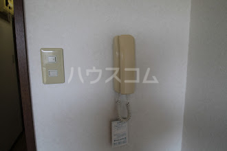ルースヤハタB 203号室のセキュリティ