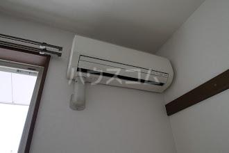 ルースヤハタB 203号室の設備