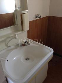 サンライフ中B 103号室の洗面所