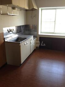 サンライフ中B 103号室のキッチン