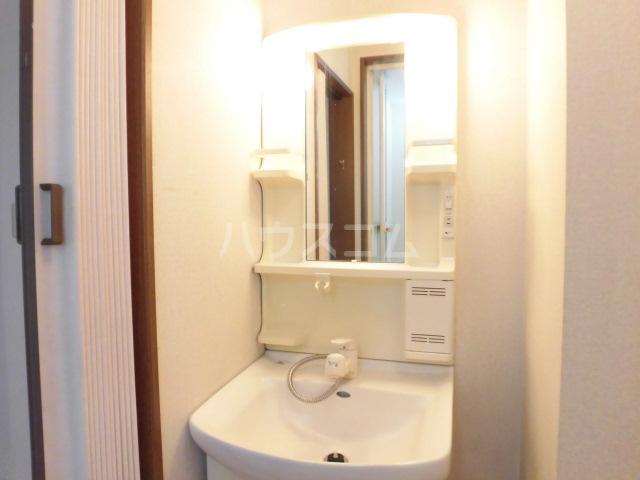 ボナール薗ヶ谷Ⅱ 201号室の洗面所