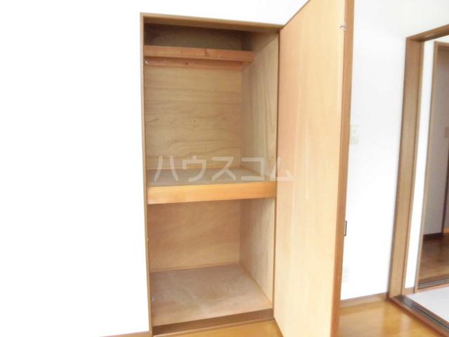 ボナール薗ヶ谷Ⅱ 201号室の収納