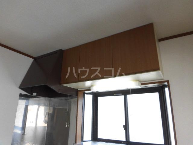 ボナール薗ヶ谷Ⅱ 201号室のキッチン