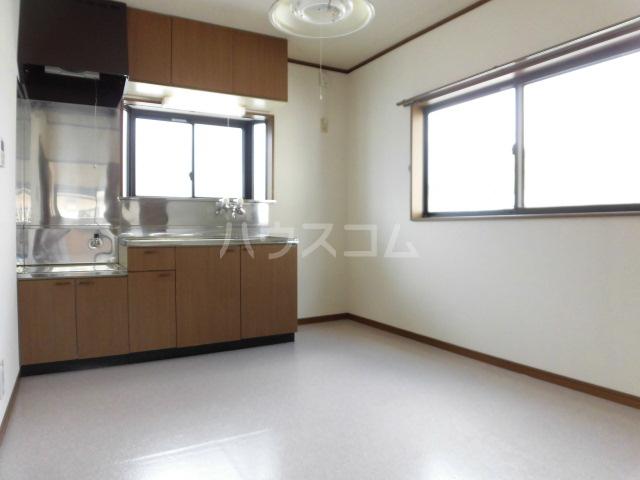 ボナール薗ヶ谷Ⅱ 201号室の居室