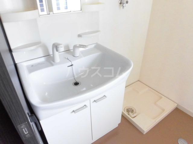 スマイルパークトダビル レジデンス 505号室の洗面所