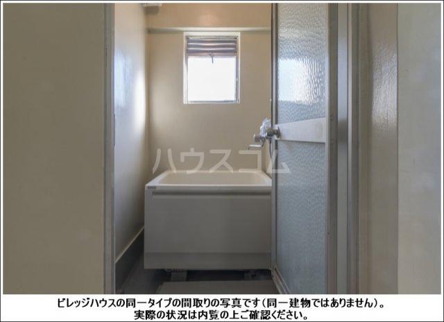 ビレッジハウス大東1号棟 103号室の風呂