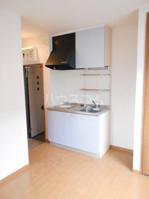 カーサ・フジ 202号室のキッチン