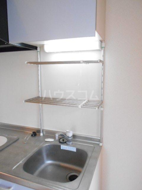 カーサ・フジ 202号室の洗面所