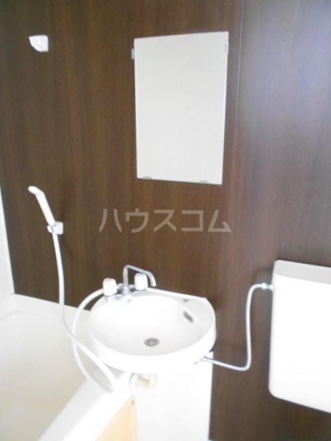 S-ビレッジ島根 202号室の洗面所