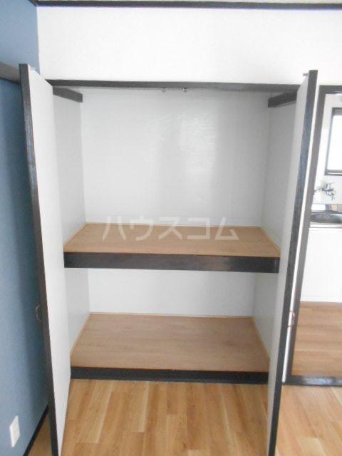 S-ビレッジ島根 202号室の収納