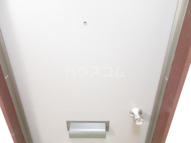 第2立花荘 102号室のセキュリティ