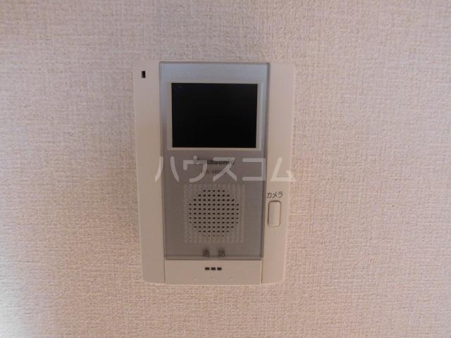 メゾンセジュールA 202号室のセキュリティ