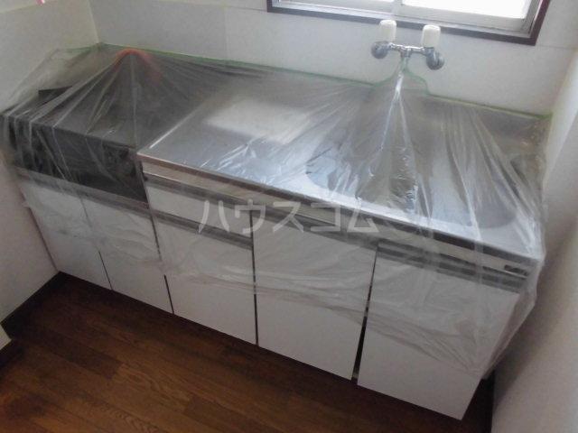 オギハラマンション南棟 201号室のキッチン