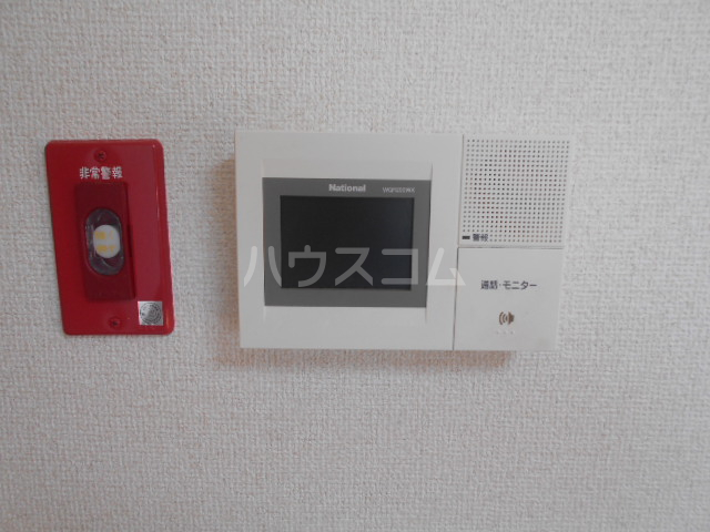 サンヒルズ太田南 202号室のセキュリティ