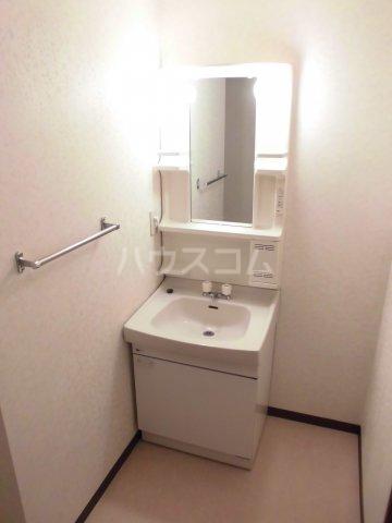 レジデンス・ラ・セーヌ 202号室の洗面所